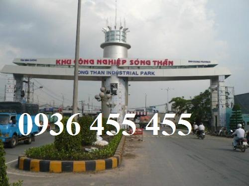 Hút hầm cầu KCN Sóng Thần Bình Dương