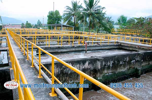 Xử lý nước thải KCN Tân Phú Trung