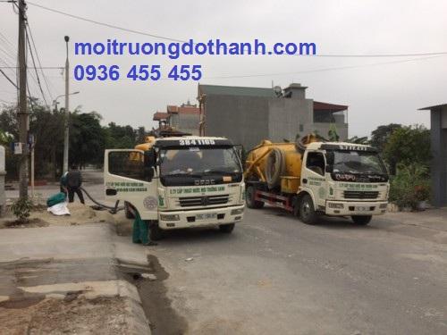 Hút hầm cầu Biên Hòa Đồng Nai