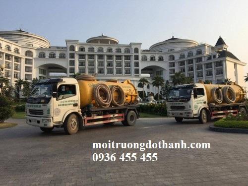 Hút hầm cầu Tiền Giang