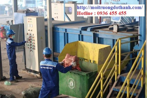Vận chuyển xử lý chất thải tại Cần Thơ