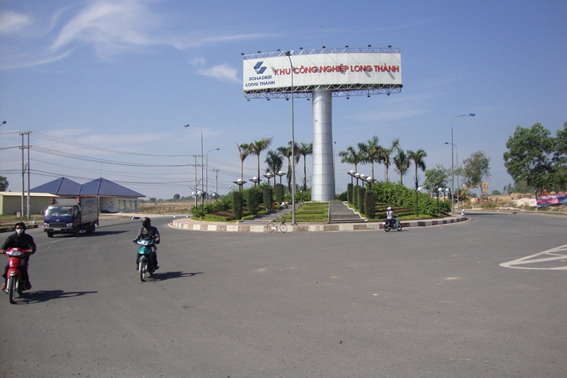 Hút hầm cầu các khu công nghiệp Đồng Nai